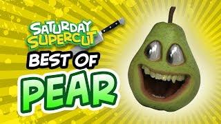 Best Pear Episodes!!! (Annoying Orange Saturday Supercut)