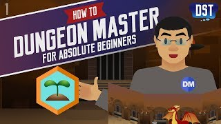 How to Dungeon Master - for Absolute Beginners (D&D5e)