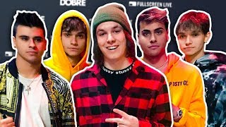 I went to the Dobre Brothers Tour so you don