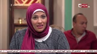 """قهوة أشرف - ولاء إبراهيم تشرح فكرة مشروعها """"لولي أب"""""""