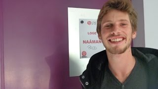 C BON CA ! Interview  NAÂMAN 1/2 - Rays of Resistance
