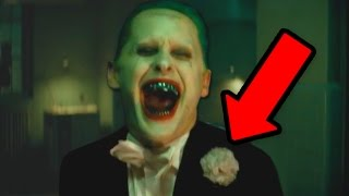 Suicide Squad Trailer EVERY EASTER EGG AND REFERENCE