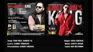 HEEL by King Grewal (Music: DAVVY SINGH)