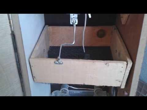 El yapımı Kuluçka makinesi
