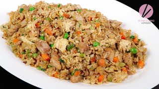 Chicken Fried Rice | Asian at Home