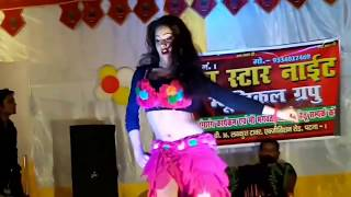 HD BHOJPURI ORCHESTRA INDIAN BHOJPURI DANCE PROGRAM VIDEO 2017 IN INDIAN DRES