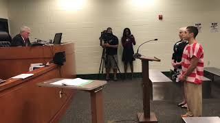 Forest High School shooting suspect makes court appearance