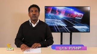 ESAT News In Depth The Media War In Ethiopia March 21 , 2019