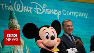 Why is Disney buying Fox? - BBC News