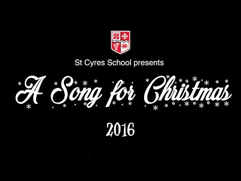 Merry Christmas Everybody - Song for Christmas 2016 - St Cyres School
