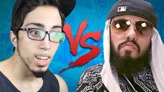 Lucas Inutilismo VS. Mussoumano | Batalha de Youtubers