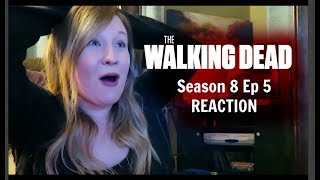The Walking Dead Season 8 Ep 5
