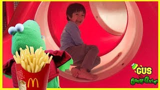 Johny Johny Yes Papa Nursery Rhyme for Kids Learn colors M&Ms Gus the Gummy Gator