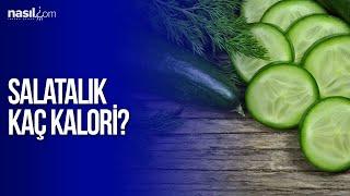 İki küçük salatalık kaç kalori? (100gr.)   Diyet-Kilo   Nasil.com