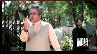 When Big B went to meet Dilip Kumar in hosital!