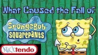What Caused the Fall of SpongeBob SquarePants?