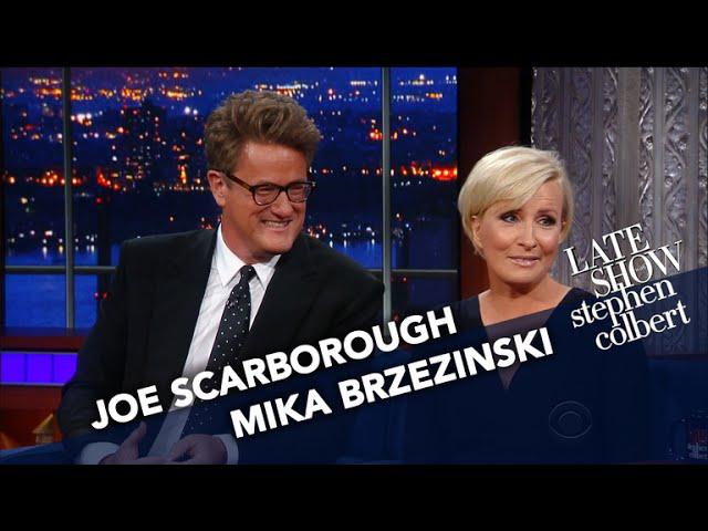 Mika Brzezinski And Joe Scarborough Unpack Donald Trump Jr.'s Emails