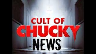 Cult of Chucky || Jan 7 News: Asylum plot, Andy vs Tiffany
