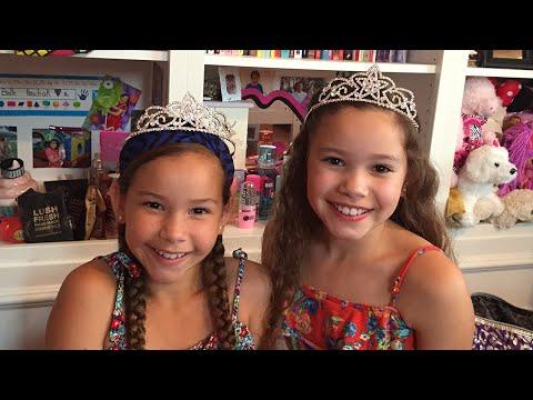 Olivia & Sierra s ROOM TOUR Haschak Sisters
