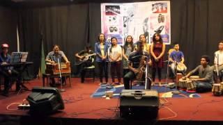 Aaja Bholi Harek Sanjh (Saxophone cover) - Narayan Gopal