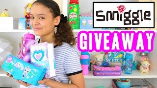 Huge Smiggle Giveaway | Ambi C Unboxing