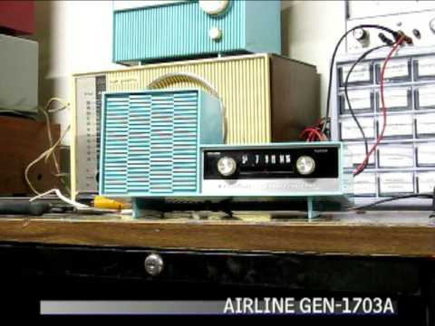 Airline GEN1703A demo