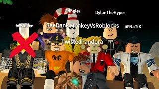 HE WAS ELIMINATED FIRST?! (Crew & Friends Roblox Big Brother)