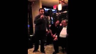 NY Cigar Club, Cigar Dinner at Pulcinella's Italian Restaurant 11/16/15