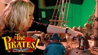 Behind the Scenes of The Pirates! In an Adventure with Scientists  (In Theatres from March 28th)