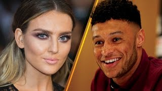 Perrie Edwards Boyfriend Alex Chamberlain SCARED of Being the Next Little Mix Song Victim Like Zayn