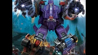 Transformers Combiner Wars Galvatronus Video Review
