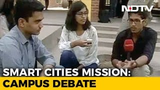 Smart Cities Mission: Campus Debate