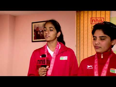 Xxx Mp4 Nitu Eyes 2020 Tokyo Olympics After Gold In Youth Championship 3gp Sex