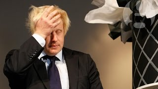 Boris Johnson: insults, gaffes and apologies – video profile