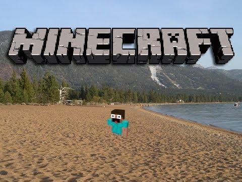 Minecraft QUICKSAND Mod Episode 973