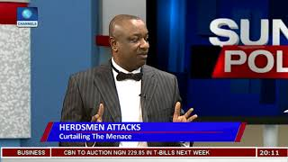 The Reordering Undertaken By The Lawmakers Is Illegal - Festus Keyamo Pt.2 |Politics Today|