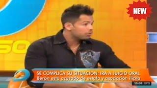 Jorge Rial echa a Mariano Beron GH de Intrusos