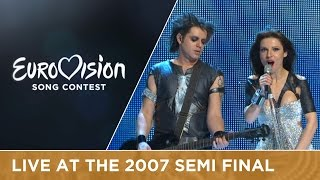 Evridiki - Comme Ci, Comme ça (Cyprus) Live 2007 Eurovision Song Contest