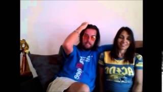 World's Not Happiest Weirdest Webcam Model Couple Episode 07202014