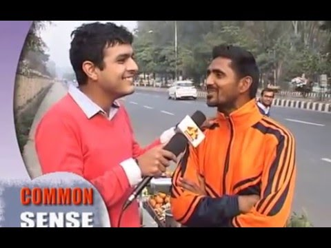 New year special of Common sense by Rajat