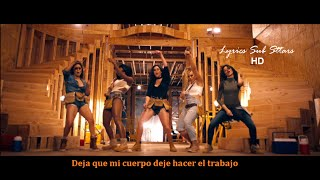 Fifth Harmony - Work from Home Lyrics Español ( Official Video)