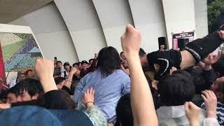 bacho  (FULL SET)  TAMASONIC 2018  live @ Mikasa Park 5.13.2018