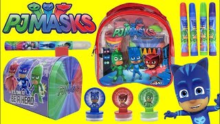 DISNEY JUNIOR PJ MASKS Superhero IRL CATBOY OWLETTE GEKKO Romeo Luna Girl Toys Unlimited