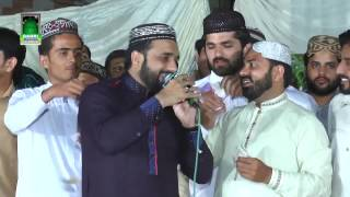 Ali de Bacheyan da Qari Shahid Mahmood Qadri 2016 Mehfil Naat Bhalwal Sargodha720p