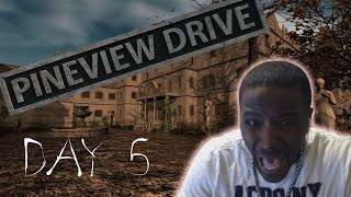 Pineview Drive Gameplay Walkthrough DAY 5 This House Is Creepy ( HORROR GAME )