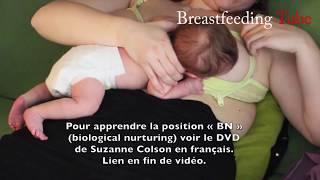 Breast massage - Hand expression