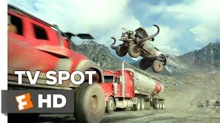 Monster Trucks TV SPOT - Big Fun (2017) - Lucas Till Movie