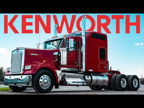 IT S ALIVE AND WELL 2021 KENWORTH W900L 86 STUDIO SLEEPER ANDY THE KENWORTH GUY REVIEW