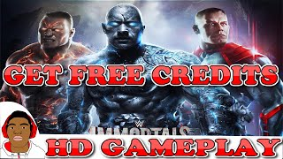 How to hack WWE Immortals For Android ( Get free Immortals Credits )
