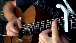 Robin Schulz - Headlights - Fingerstyle Guitar